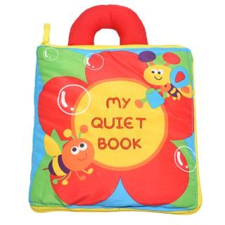 SÁCH VẢI MY QUIET BOOK
