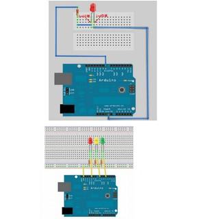 Bộ Kit Cơ bản tự học Arduino điều khiển Led