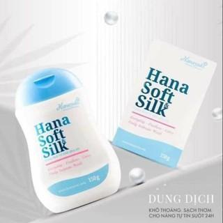Dung Dịch Vệ Sinh Phụ Nữ Hana Soft Silk Hanayuki 1