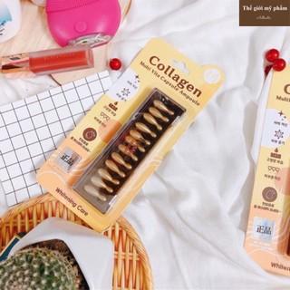 ( CHÍNH HÃNG ) Collagen Multi Vita Capsule Ampoule 28Days Vỉ collagen 12 viên thumbnail