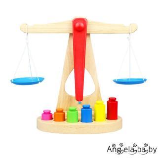 ⓗღ✯new Simulation Balance Scales Early Educational Toy
