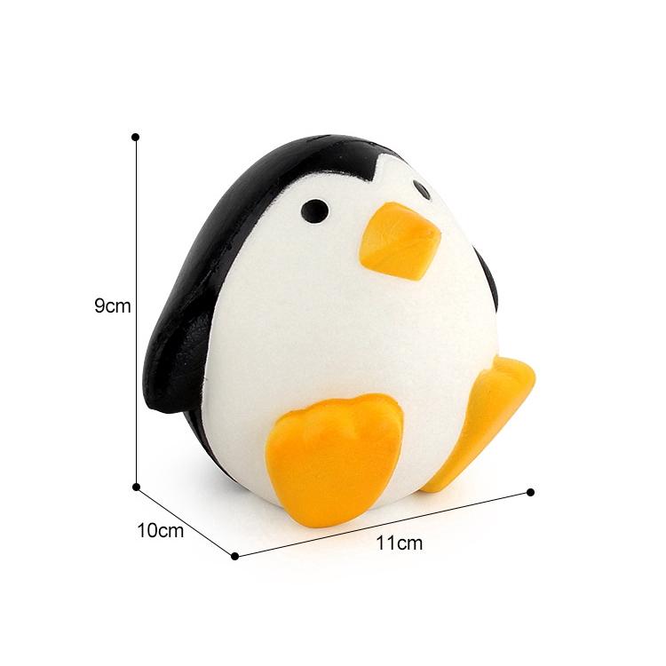 Squishy Soft Slow Rebound Simulation Antarctic Male Penguin
