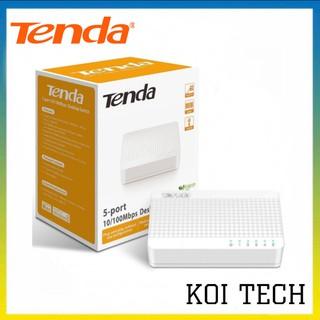 Bộ chia mạng wifi Switch 8 port và 5 port – Bộ chia mạng 8 và 5 cổng tenda s108 s105 – vienthonghn