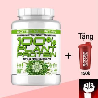 Whey Chay Scitec Plant Protein 900G - Sữa Whey Thực Vật Tăng Cơ Cho Người Ăn Chay thumbnail