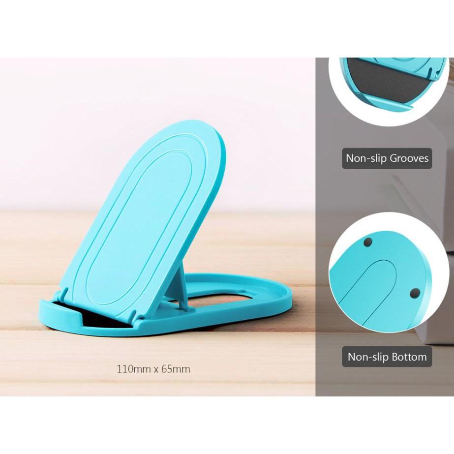 [SALE] Giá đỡ điện thoại để bàn - có thể điểu chỉnh độ nghiêng - màu giao ngẫu nhiên!! [MOROMART]