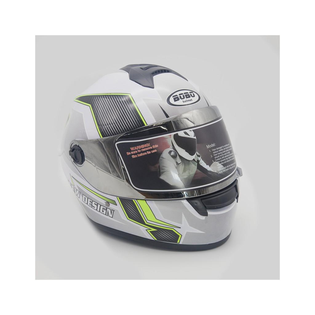 Mũ bảo hiểm moto fullface cao cấp EVEREST NBH27