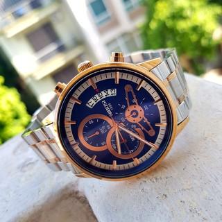 [Tặng vòng tay]Đồng hồ nam NIBOSI chính hãng NI2309-1.01H thời trang sành điệu
