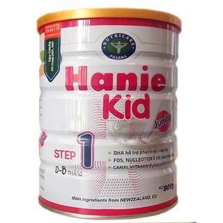 Sữa Hanie kid 900g(Biếng ăn từ 0-6 tháng) thumbnail