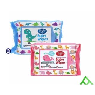 Khăn Ướt Trẻ Em Tender Soft 30 Tờ nhập khẩu