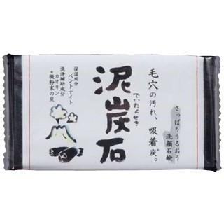 Xà phòng rửa mặt ngăn ngừa, giảm mụn Deitanseki chiết xuất than hoạt tính