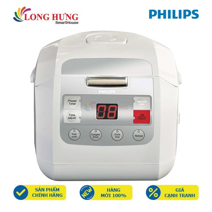 Nồi cơm điện tử Philips 1 lít HD3030/00 - Hàng chính hãng