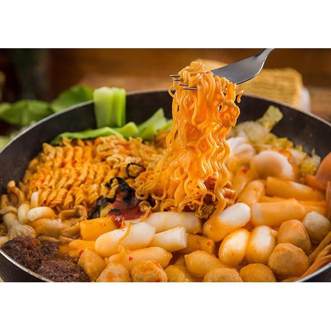 HCM [Voucher] Buffet Tokbokki Hàn Quốc cực hấp dẫn (Từ T2-T5) tại You+ Cafe