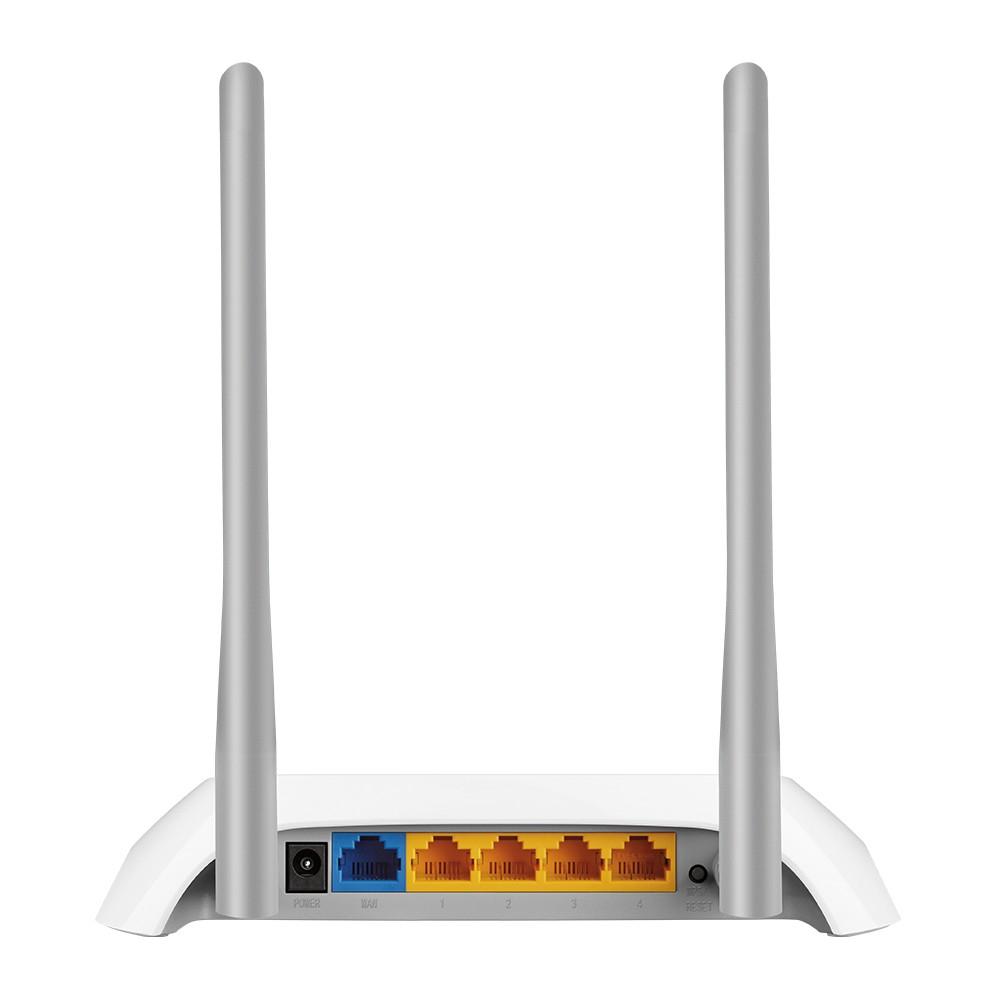 Bộ Phát Wi-Fi Chuẩn N tốc độ 300Mbps TPLINK 840N - Hàng Chính Hãng (Bảo Hành 2 Năm)