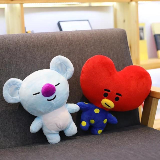 Gấu bông BTS - Búp bê đồ chơi nhồi bông bền đẹp cực chất