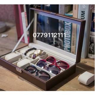 Hộp đồng hồ mắt kính