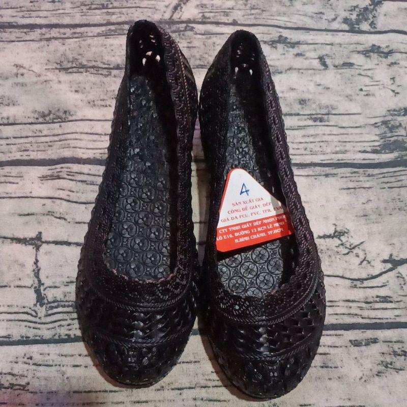 Giày búp bê nhựa siêu êm