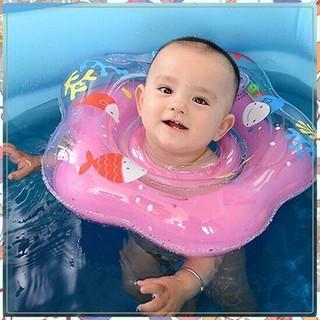 (NEW SALE) Phao Bơi Đỡ Cổ Chống Lật Tập Bơi Cho Bé YT-076 Cao Cấp
