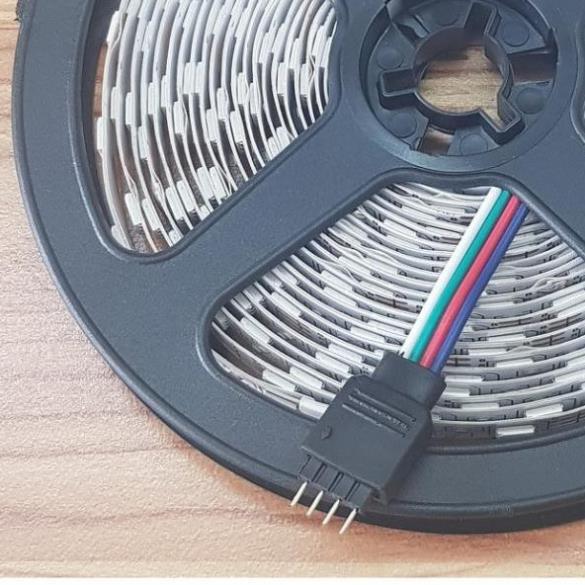 LED DÂY RGB 7 MÀU 5050 5M/300LED/CUỘN