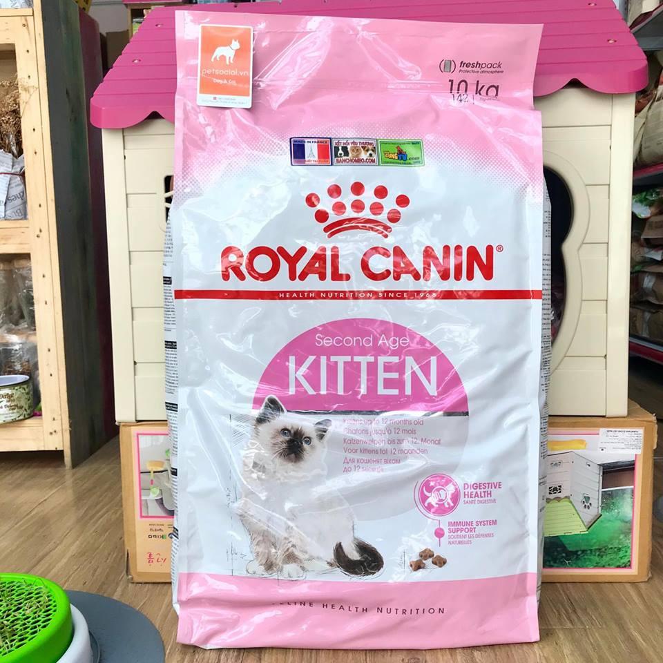 Thức ăn Royal Canin Kitten 10kg - 2804622 , 557481047 , 322_557481047 , 1491000 , Thuc-an-Royal-Canin-Kitten-10kg-322_557481047 , shopee.vn , Thức ăn Royal Canin Kitten 10kg