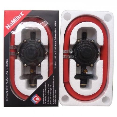 Bộ Dây và Van Gas Tự Động NAMILUX NA-345S-VN