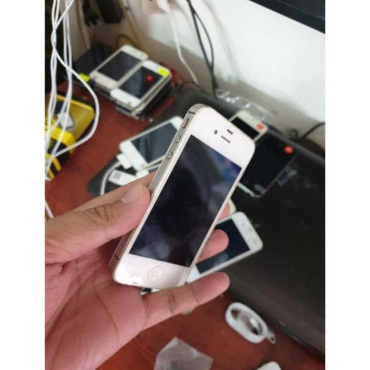 [Mã 267ELSALE hoàn 7% đơn 300K] điện thoại Iphone 4S 16G bản Quốc tế, Full nghe gọi