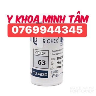 Que thử tiểu đường clever chek TD -4230( uy tín . Chất lượng) thumbnail