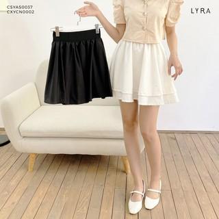Chân váy nữ LYRA vải voan hai tầng ngọt ngào nữ tính-CXYCN0002 thumbnail