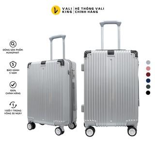 Vali kéo du lịch cao cấp HUNGPHAT-607 kích thước 20, 24 inch chính hãng Hùng Phát - Bảo hành 5 năm thumbnail