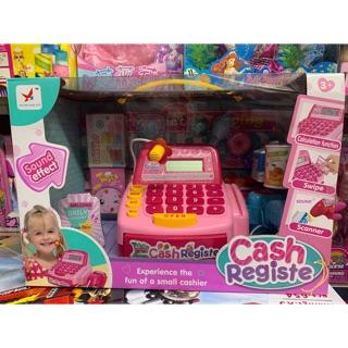 Đồ chơi trẻ em máy tính tiền siêu thị Xin Xing Heng Toys