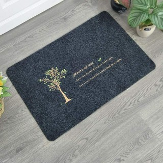 Combo 5 cái thảm chùi chân nhà tắm, phòng khách chống trơn trượt, có thể giặt