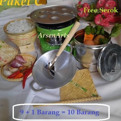 _➻ Đồ chơi nấu ăn truyền thống cho bé gái (PC) phiên bản thu nhỏ ★★ Cce