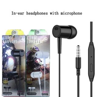 Tai nghe nhét tai cao cấp tiện dụng dành cho điện thoại Android