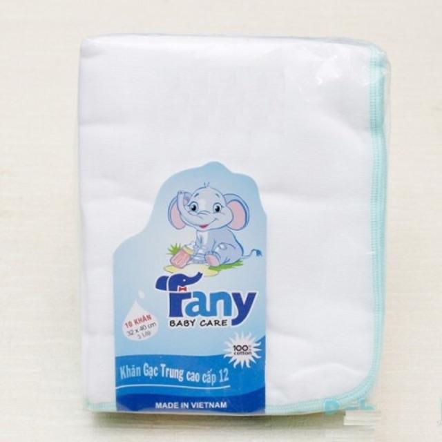 Sỉ khăn sữa cao cấp fany