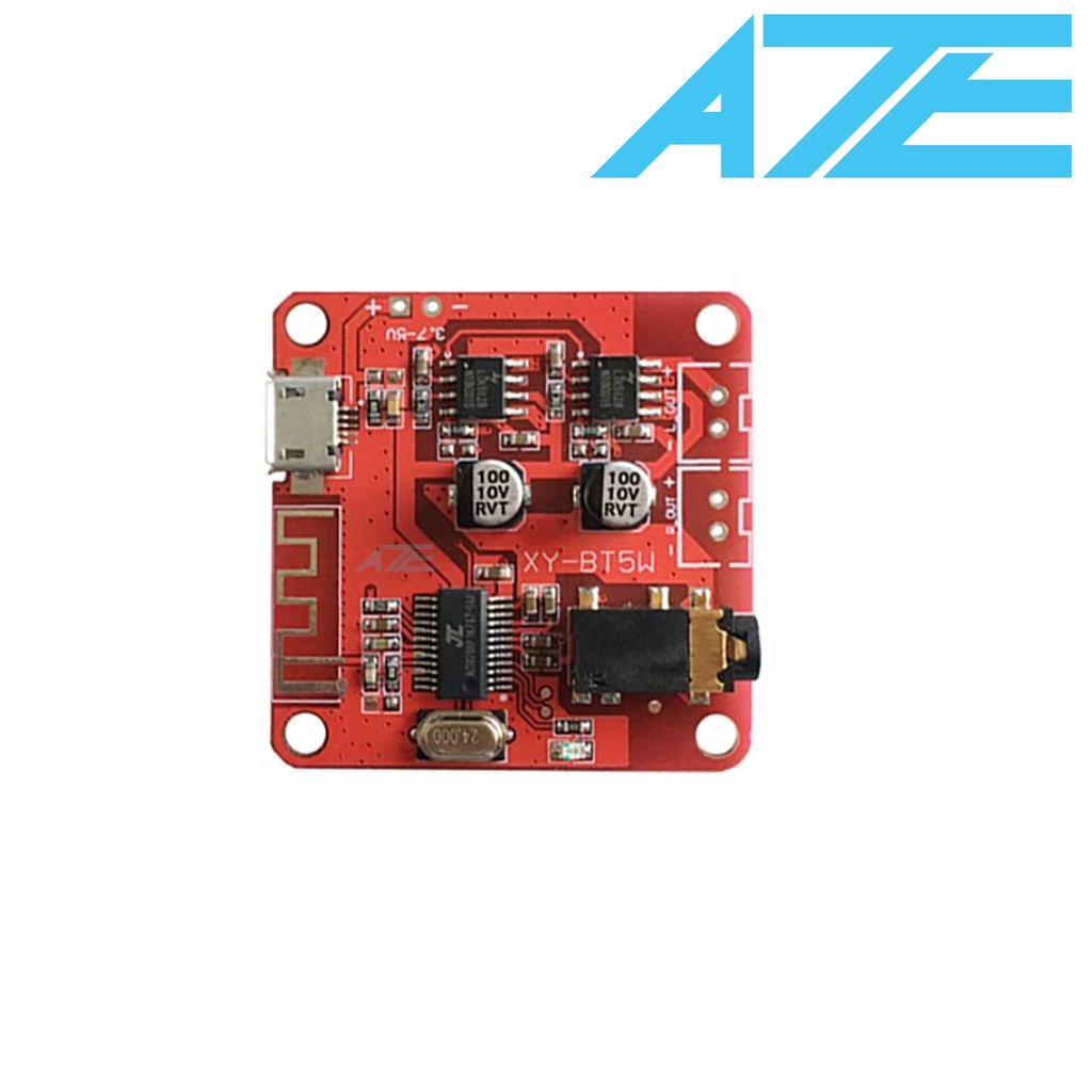 Mạch giải mã Bluetooth 4.1 XY-BT5W - 6B3