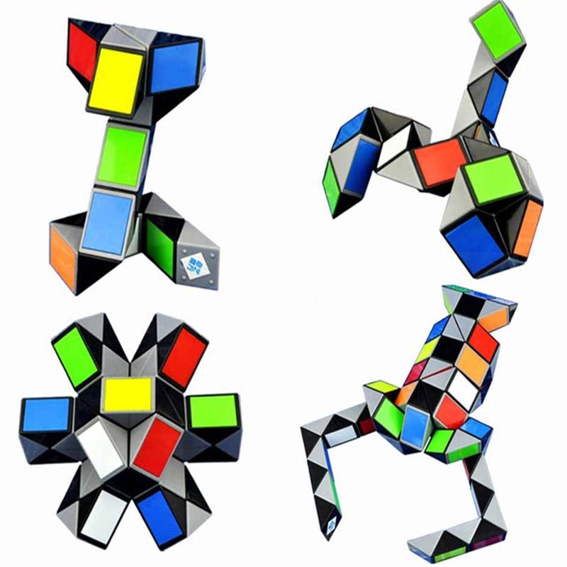 Rubik Rắn Magic Snake QiYi 36 / 48 / 72 Đoạn