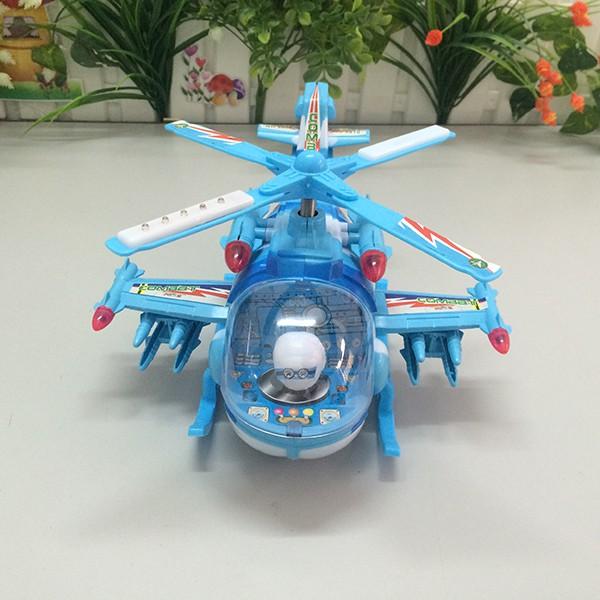 Siêu rẻ máy bay đồ chơi cho bé chạy pin AA