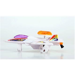 Máy bay đồ chơi phát sáng trong đêm