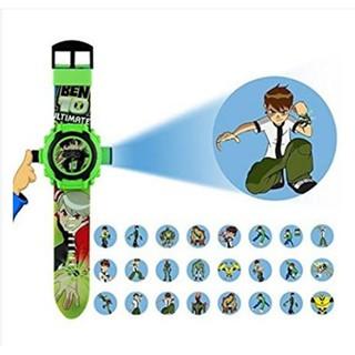Đồ chơi đồng hồ Ben chiếu hình 3D
