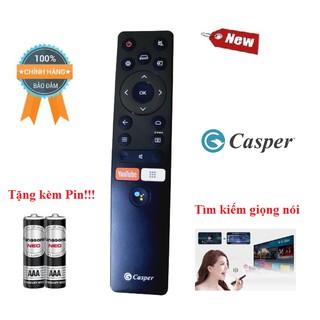 Remote Điều khiển TV Casper giọng nói- Hàng mới chính hãng 100% Tặng kèm Pin