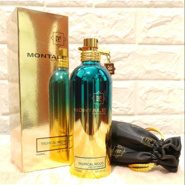 Nước hoa Montale Tropical Wood ( mẫu thử ) 10ml từ chai gốc chính hãng !