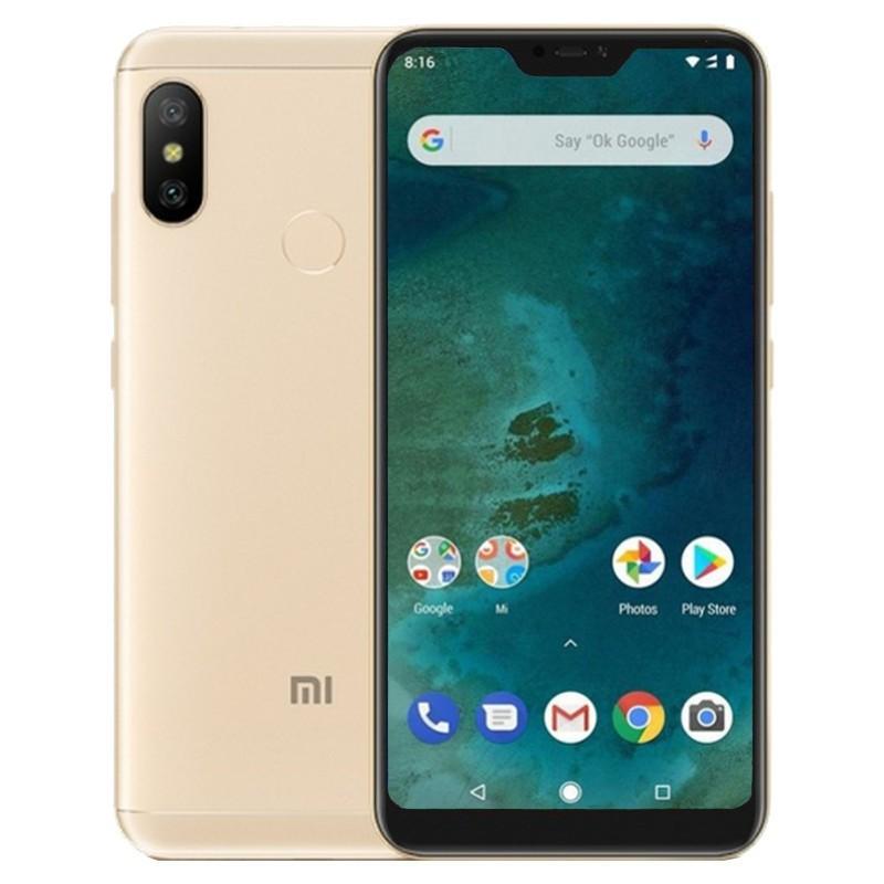 Điện thoại Xiaomi Mi A2 Lite (3GB/32GB) - Hàng chính hãng DGW