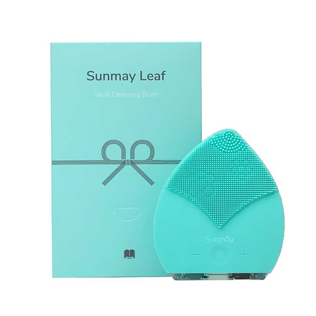 Máy rửa mặt Sunmay Leaf version 2019 (Chính hãng) [BH 1 năm 1 đổi 1]