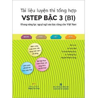 Sách-Tài liệu luyện thi tổng hợp VSTEP Bậc 3(B1) thumbnail