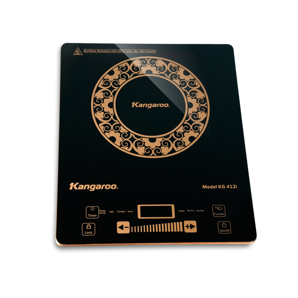 Bếp điện từ đơn siêu mỏng KANGAROO KG412i - 3135971 , 1067865866 , 322_1067865866 , 1330000 , Bep-dien-tu-don-sieu-mong-KANGAROO-KG412i-322_1067865866 , shopee.vn , Bếp điện từ đơn siêu mỏng KANGAROO KG412i