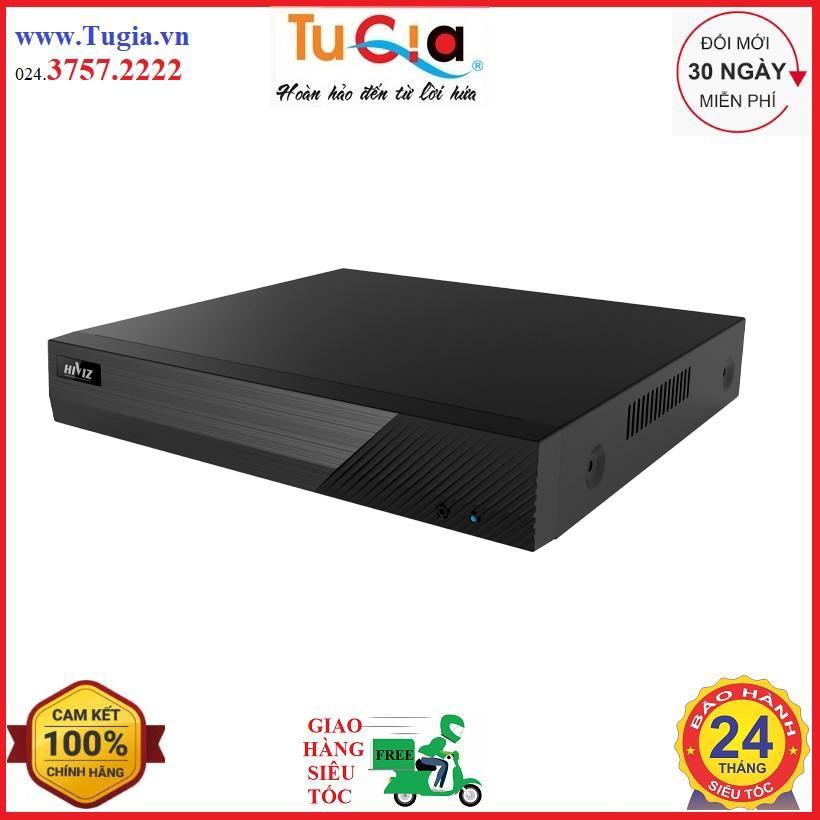 Đầu ghi hình 8 kênh 5MP HZ-3108C1 , hỗ trợ camera Analog/TVI/CVI/AHD/IP - Hàng chính hãng