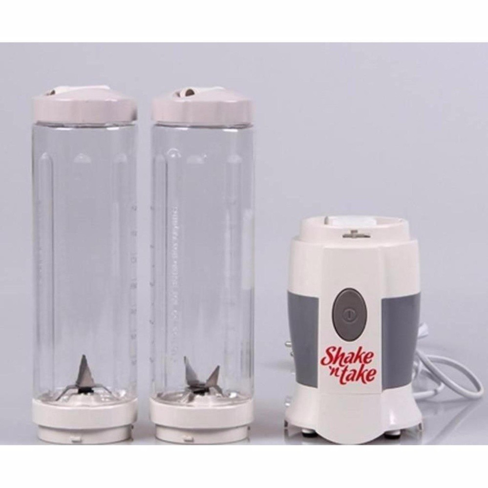 Máy xay sinh tố 2 cối Shake and Take - 2874434 , 270237570 , 322_270237570 , 145000 , May-xay-sinh-to-2-coi-Shake-and-Take-322_270237570 , shopee.vn , Máy xay sinh tố 2 cối Shake and Take