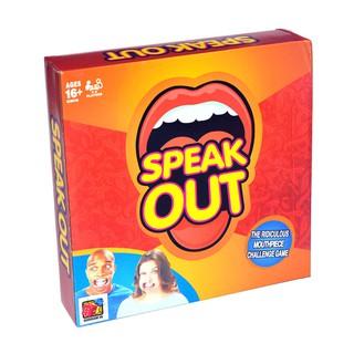 Trò chơi Board Game Speak out