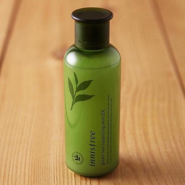 Nước Hoa Hồng Trà Xanh Innisfree Green Tea Balancing Skin Ex - 2571818 , 1307493448 , 322_1307493448 , 320000 , Nuoc-Hoa-Hong-Tra-Xanh-Innisfree-Green-Tea-Balancing-Skin-Ex-322_1307493448 , shopee.vn , Nước Hoa Hồng Trà Xanh Innisfree Green Tea Balancing Skin Ex