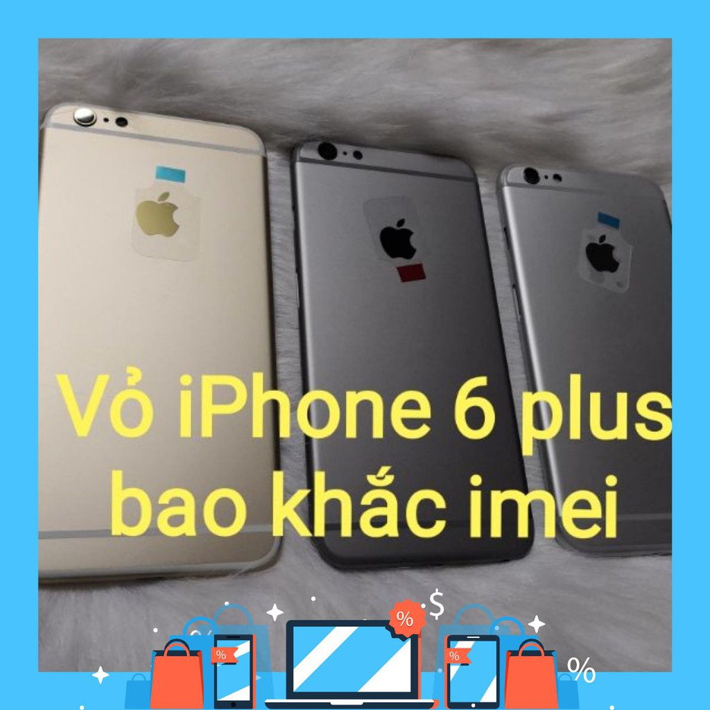 Vỏ iPhone 6 Plus 6plus