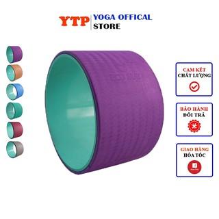 Vòng Tập Yoga YTPVTG20 Vòng Tập Lưng Yoga ECOMAT 20cm Cao Cấp Độ Bám Đàn Hồi Tốt Có Khả Năng Chịu Nước Kháng Khuẩn